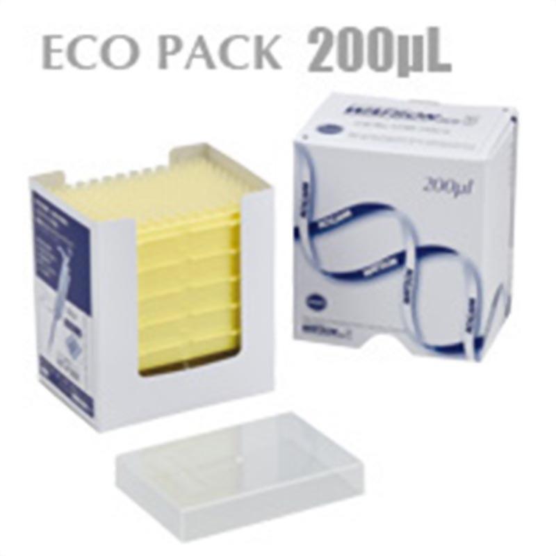 刻度標準型吸管尖 200uL-1