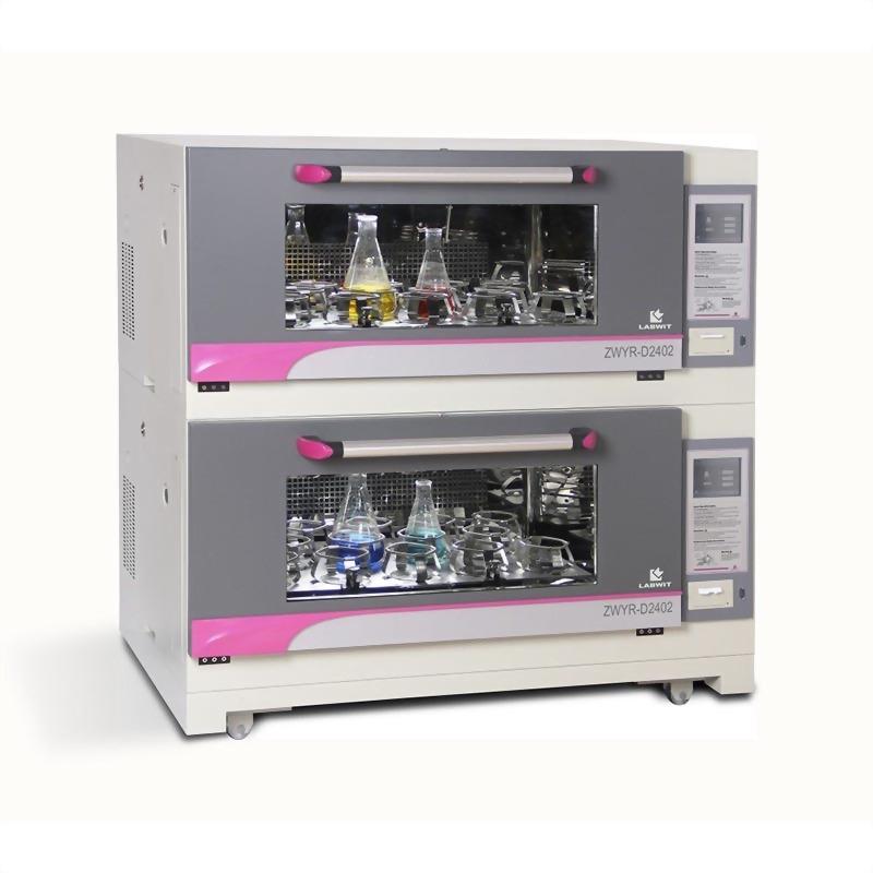 大型迴轉式震盪培養箱-2