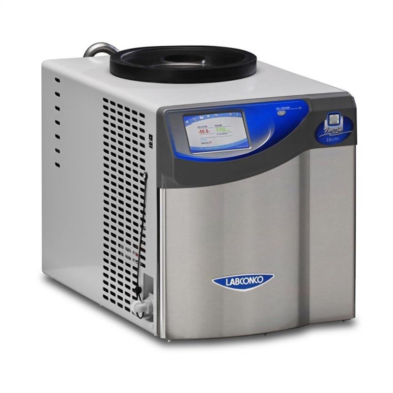 桌上型冷凍乾燥機 2.5L -84℃