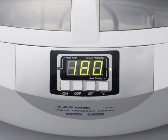 數位超音波洗淨器AS482-1