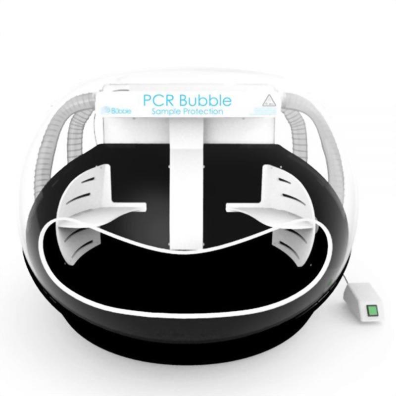 Clean Air PCR Enclosure | PCR Workstation 1