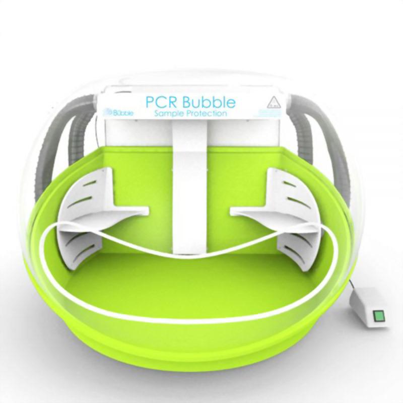 Clean Air PCR Enclosure | PCR Workstation 3