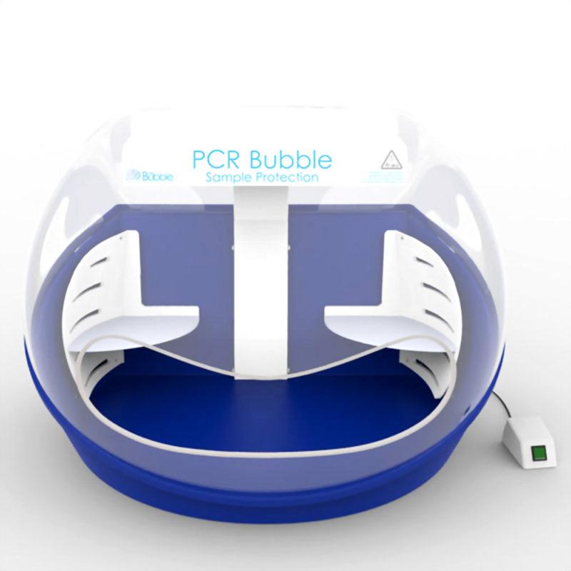 彩色安全操作艙-靜止空氣PCR工作站 1