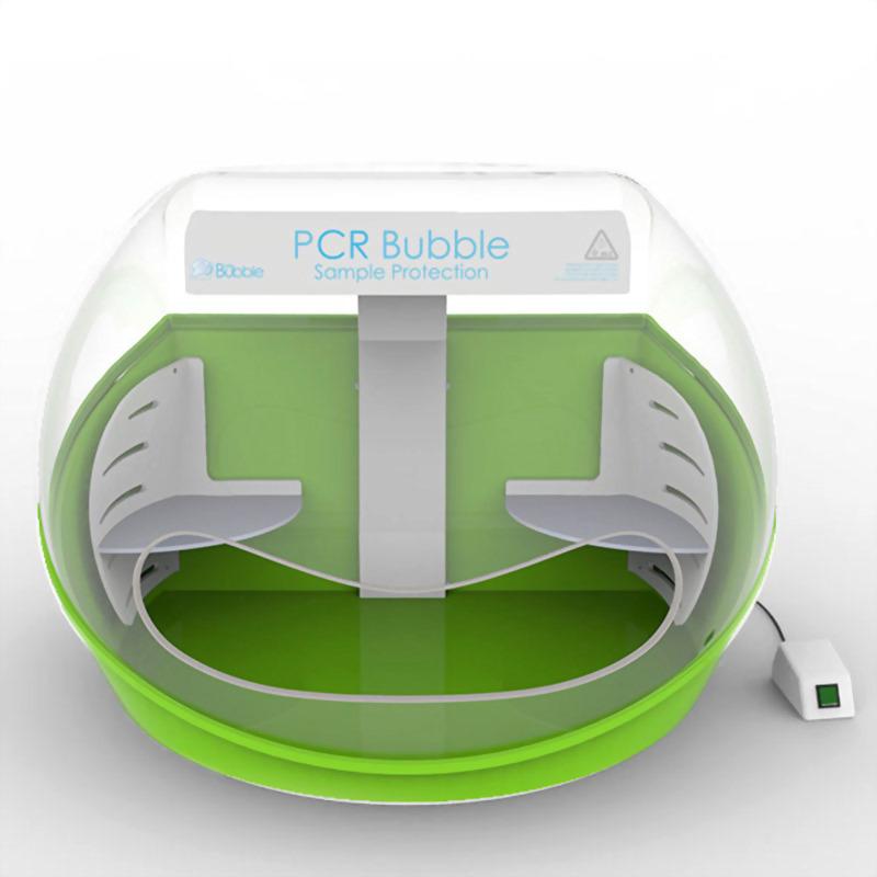 彩色安全操作艙-靜止空氣PCR工作站 3