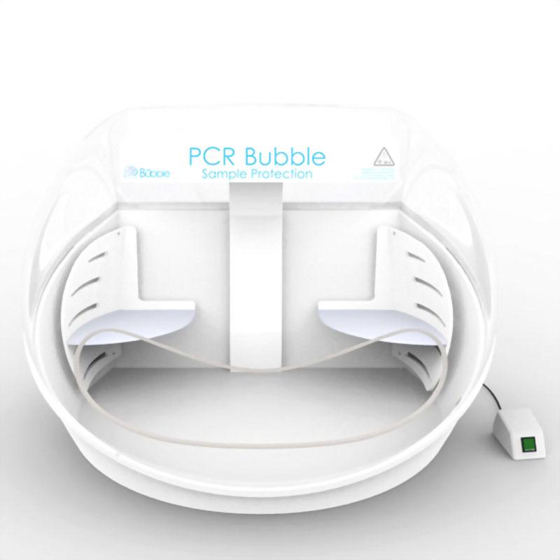 彩色安全操作艙-靜止空氣PCR工作站 4