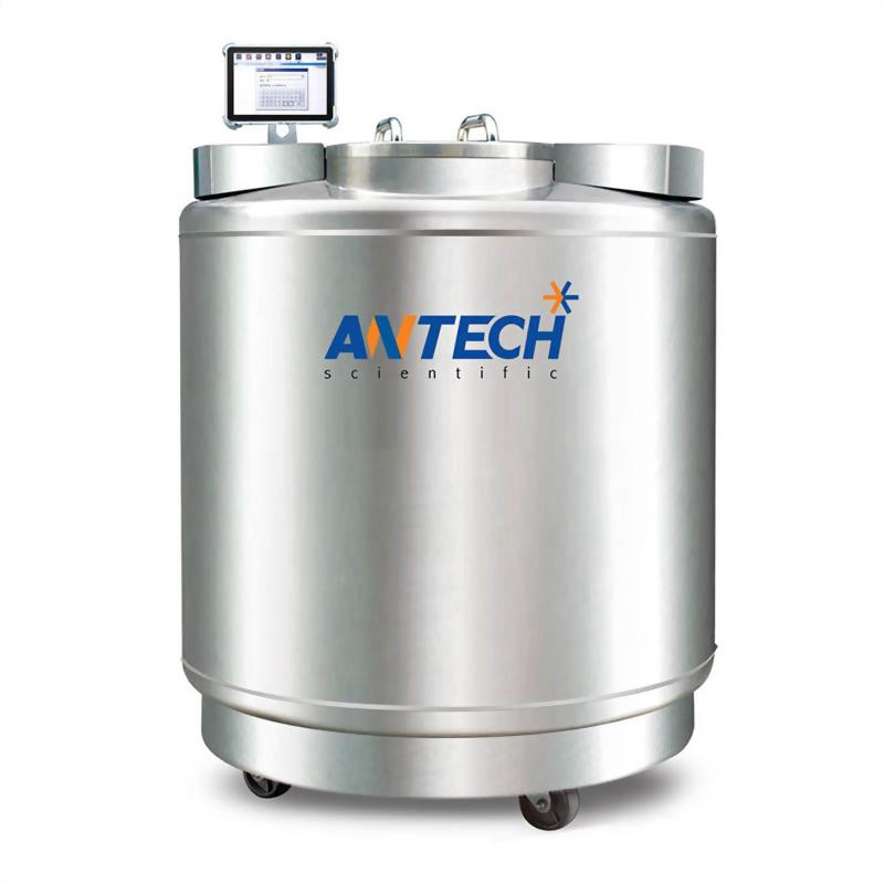 Vapor Phase Cryogenic Freezer