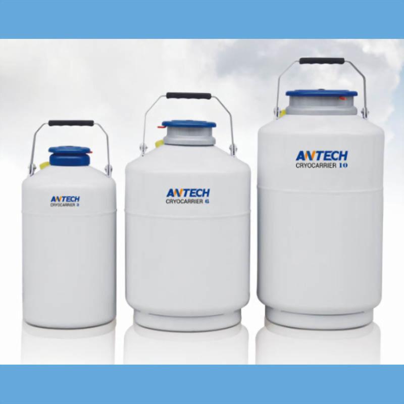 手提式液態氮桶