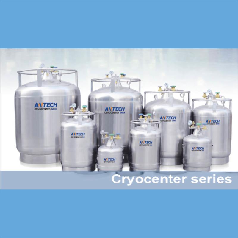 自動加壓液態氮桶