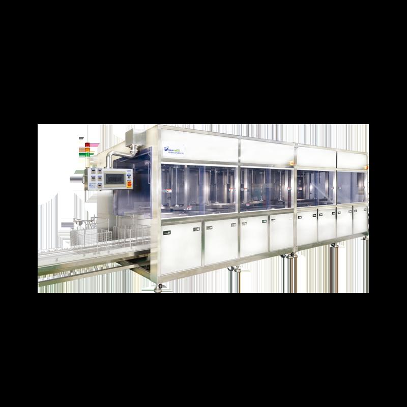 A7-004 自動七槽式清洗機