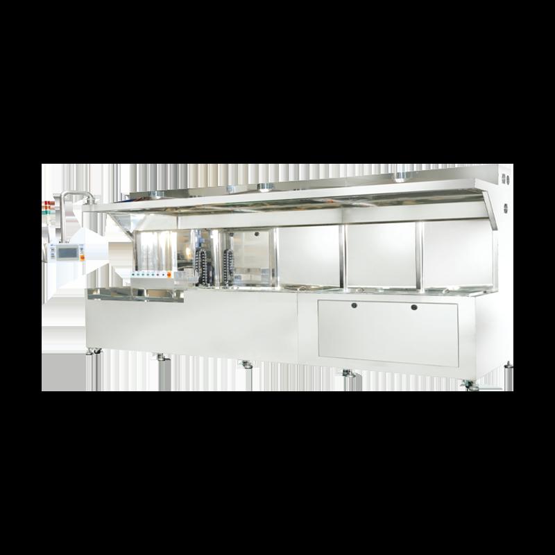 A2-011 自動二槽式洗機