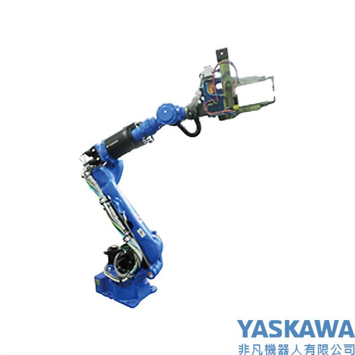 MS165 伺服銲槍高速點焊機器人