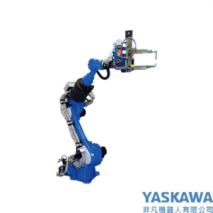 MS100II 輕量型伺服點焊機器人