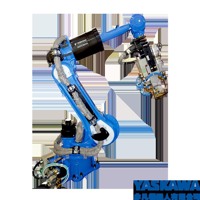 MS80WII 輕型伺服點焊機器人