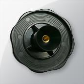 NYLON/銅螺母