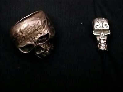 戒指, 金屬造型戒指, 客製化戒指(戒子製造)