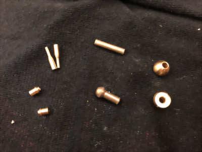 電子零件, 車床加工, 飾品零件開發(飾品材料)