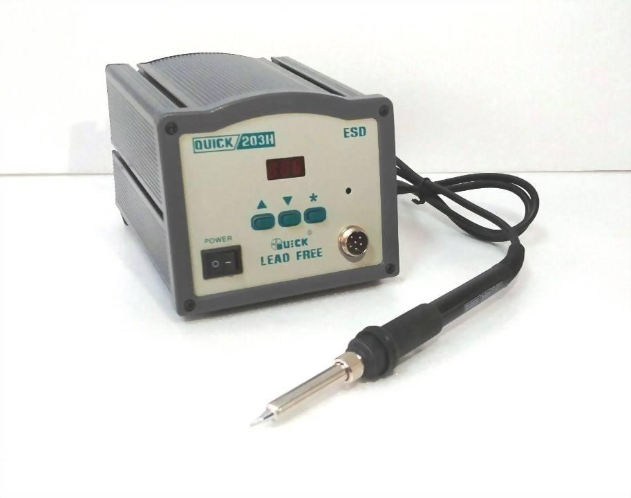 SD-80高週波無鉛烙鐵 90W高功率 203H