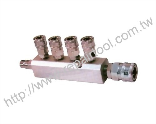 Line Branch Piping Coupler