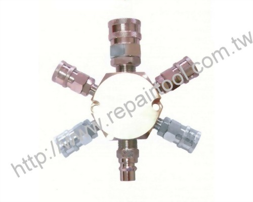 Star type Branch Piping Coupler