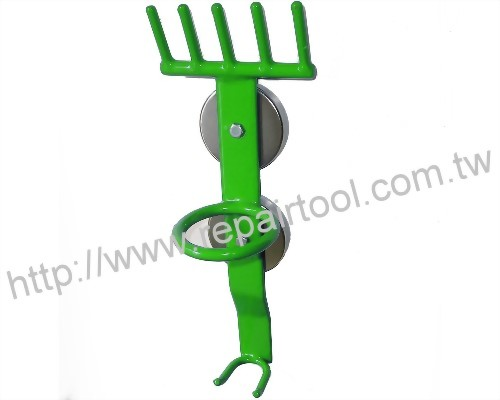 Air Impact Wrench Holder/Green