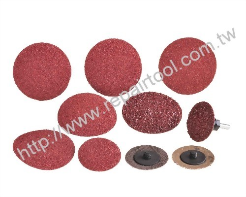 Roll - on Abrasive Disc