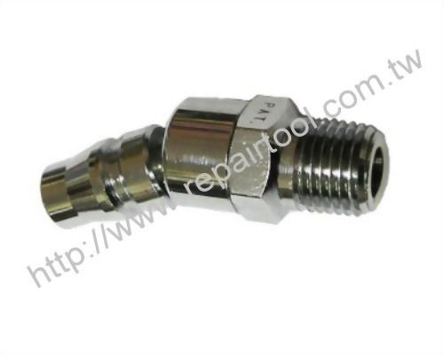 NITTO Type Swivel Plug 1/4