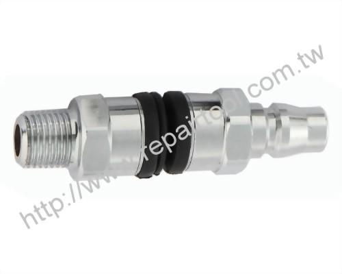 NITTO Type Swivel Plug 1/