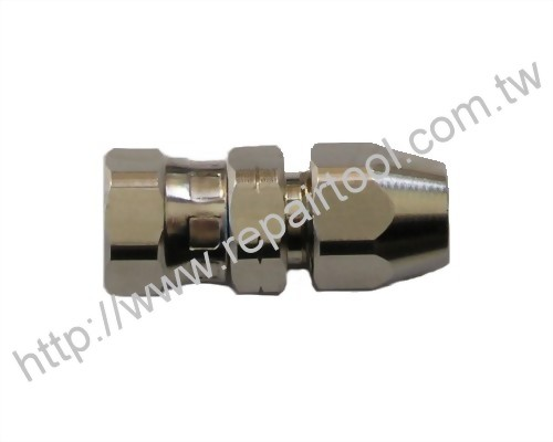 Swivel type Hose Fitting (Plug in with Nut type)