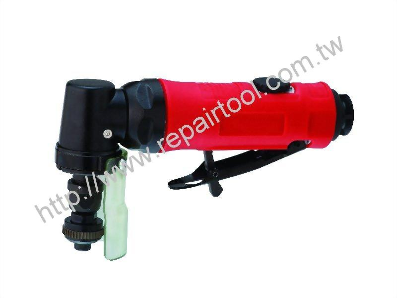 90° Low Noise Air Angle Die Grinder With Carbide Cutter