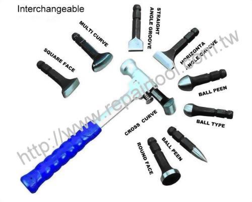 Body Repair Hammer Set