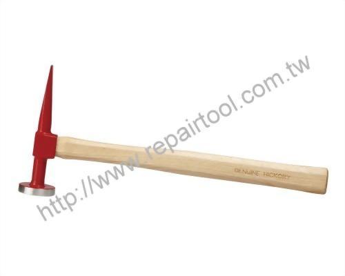 Cross Chisel Shrinking Hammer
