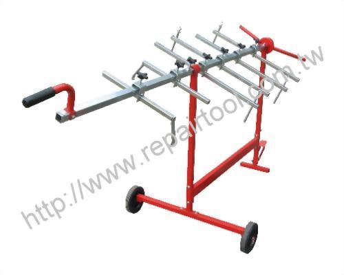 Automotive Adjustable Panel Stand For Bonnets