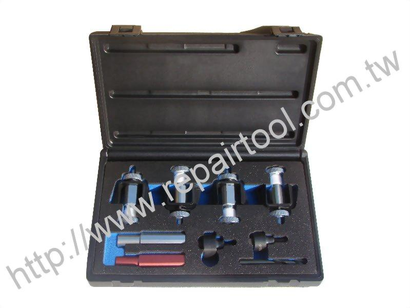 Assebly Tool For PDC Holder w/Drill