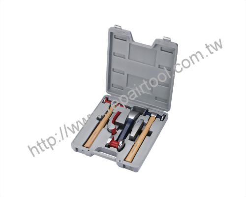 6pcs Auto Body Repair Tool Set