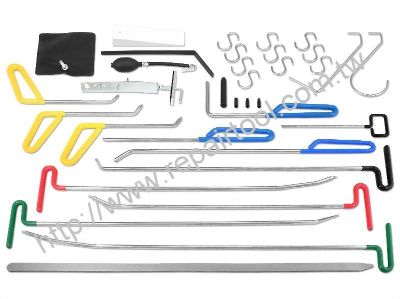 33PC Paintless Dent Repair Kit