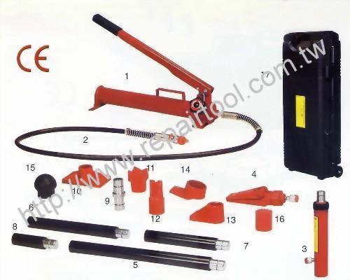 10 Ton Portable Power Kit
