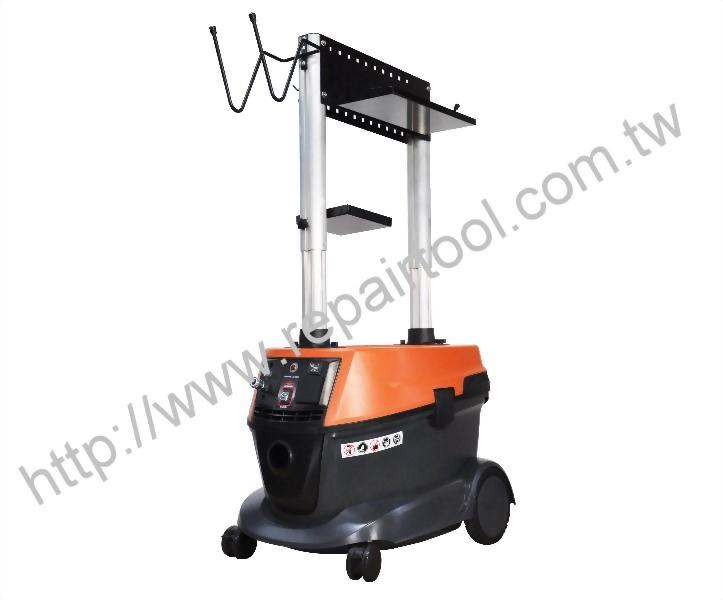 Square Vacuum Cleaner with rack