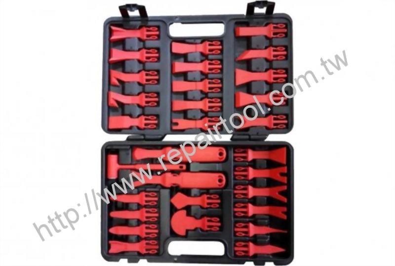 30PCS Upholstery and Scraper Master Kit