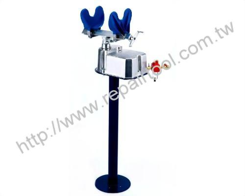 Paint Shaker with Oiler, with Stand
