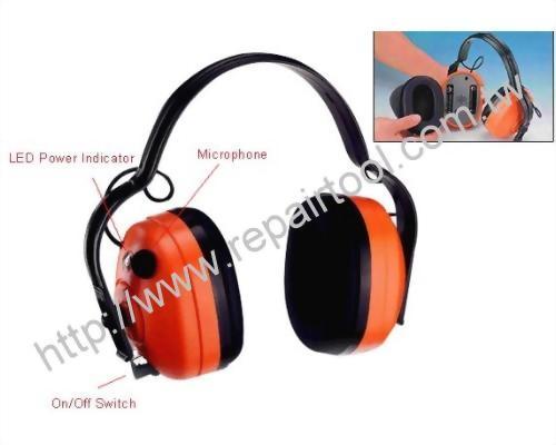 Electronic Earmuffers