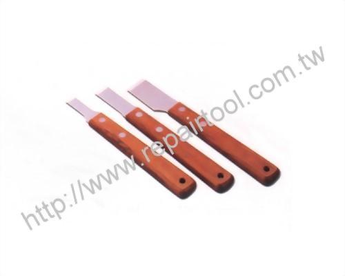 3 pcs. Scraper Knife Set