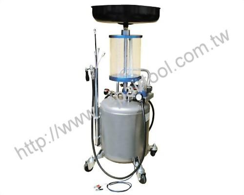 Double Vacuum Oil Extracting