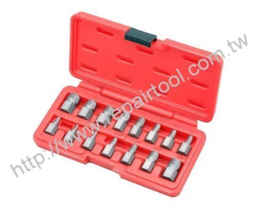 Screw Extractor (15 PCS)