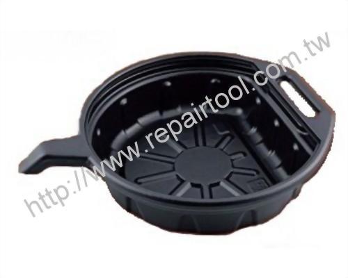 Waste Oil Receiving Pan