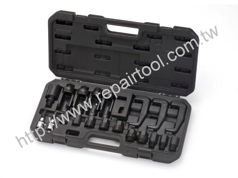 Injector Removal and Dismantling Set 21 pcs