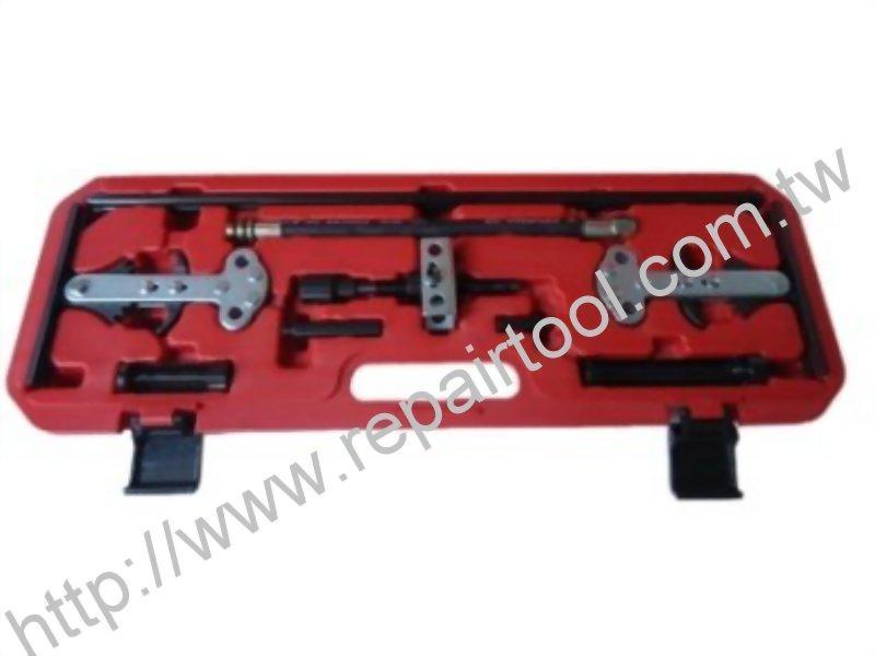 One Man Operation Valve Spring Compressor Kit