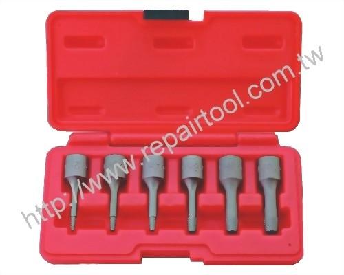 6pc Extractor Set