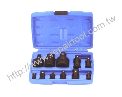 Impact Socket Adapetr & Universal Joint Set