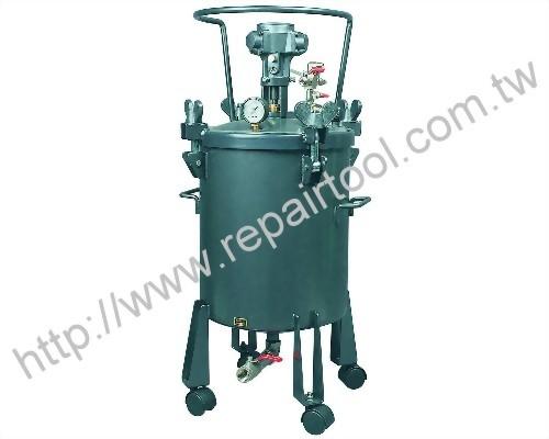 20 Liter Down Feed Pressure Tank