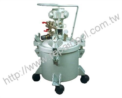 10 Liter Stainless Pressure Tank w/o Inner Liner